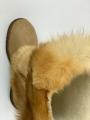 Унты Морегор Корсак-рыжий лис с вышивкой