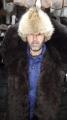 Ушанка степной волк